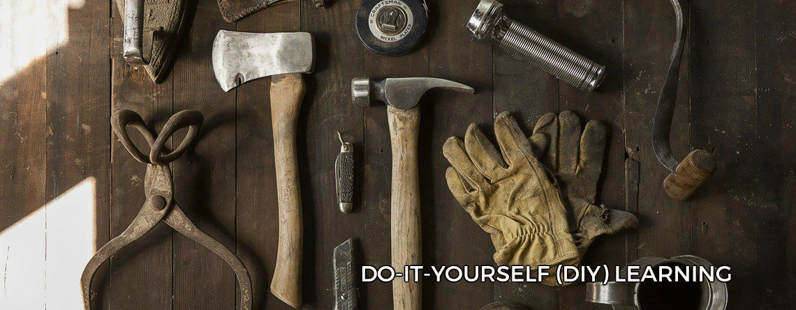 Why You Need DIY Learning