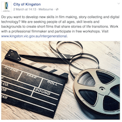 City of Kingston Film Project