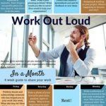 How to Work Out Loud: A Month of Different Activities to Do on Your Enterprise Social Network
