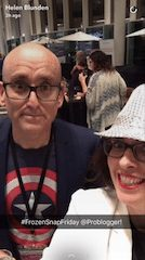 Frozen Snap Friday with Darren Rowse