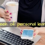 This Month's Snap Stories of Personal Learning January 2018